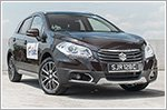 Car Review - Suzuki S-Cross 1.6 CVT Panoramic Roof 4WD (A)