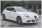 Facelift - Alfa Romeo Giulietta 1.4 Turbo Multiair QV Line (A)