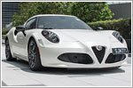 Car Review - Alfa Romeo 4C 1.8 Turbo TCT (A)