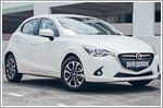 Car Review - Mazda2 Hatchback 1.5 Deluxe (A)