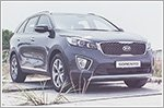 Car Review - Kia Sorento 2.4 SX GDI (A)