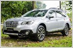 Subaru's Outback is a first-class space cadet