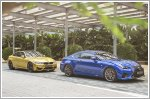 RC F fights the M4 in a Kung Fu duel