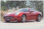 Car Review - Ferrari California T 3.8 (A)