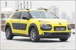 Car Review - Citroen C4 Cactus 1.2 PureTech Shine Edition (A)