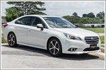 Car Review - Subaru Legacy 2.5i-S (A)