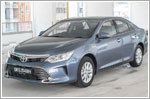 Facelift - Toyota Camry 2.0 (A)