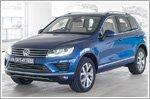 Facelift - Volkswagen Touareg Diesel 3.0 TDI (A)