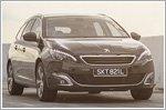 Car Review - Peugeot 308 SW 1.2 PureTech EAT6 Allure (A)