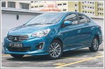 Mitsubishi Attrage proves its mettle