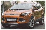 Car Review - Ford Kuga 1.5 Titanium (A)