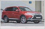 Facelift - Mitsubishi Outlander 2015 2.4 CVT G-Line (A)