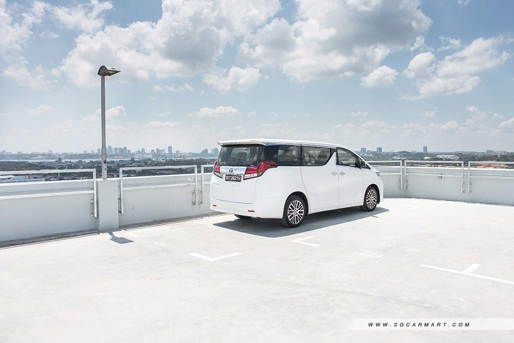 Car Review - Toyota Alphard 2 5 Elegance (A)