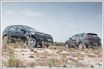 Comparison - Jeep Cherokee 2.4 Limited (A) & Land Rover Discovery Sport 2.0 HSE (A)