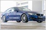 Car Review - BMW Alpina B4 Bi-Turbo Coupe 3.0 (A)