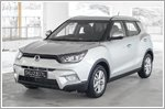 Car Review - Ssangyong Tivoli 1.6 (A)