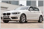 BMW 1 Series Hatchback is the one and only