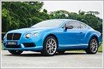 Car Review - Bentley Continental GT 4.0 V8 S (A)