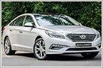 Car Review - Hyundai Sonata VIII 2.0 MPi Sunroof (A)