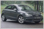 Audi A1 Sportback is small and spicy