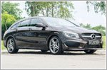 Car Review - Mercedes Benz CLA-Class Shooting Brake CLA200 (A)