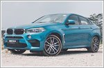 Car Review - BMW M Series X6 M 4.4 (A)