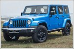 Car Review - Jeep Wrangler Unlimited Sahara 3.6 V6 Altitude III (A)