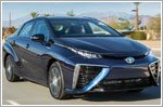 First Drive - Toyota Mirai Fuel Cell (A)