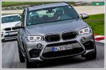 BMW's X5 M is an adrenaline pumping SUV