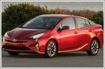 First Drive - Toyota Prius Hybrid 1.8 (A)