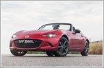 Car Review - Mazda MX-5 2.0 (A)