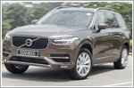 Car Review - Volvo XC90 T5 Momentum 7-Seater (A)