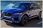First Drive - Jaguar F-PACE 3.0 S V6 Supercharged First Edition (A)