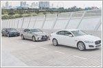 Comparison - BMW 5 Series 528i & Jaguar XF 2.0 & Lexus GS Turbo 2.0
