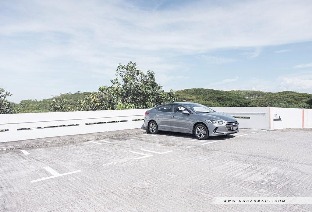 Car Review - Hyundai Elantra 1 6 GLS Elite (A)