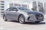 Car Review - Hyundai Elantra 1.6 GLS Elite (A)