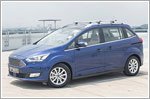 Car Review - Ford Grand C-Max 1.5 Titanium (A)