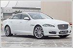 Facelift - Jaguar XJ 3.0 V6 Supercharged Premium Luxury LWB (A)