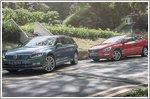 Comparison - Volkswagen Passat Variant 2.0 TSI DSG R-Line & Volvo V60 T5 Drive-E