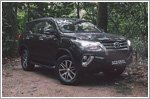 Car Review - Toyota Fortuner 2.7 (A)