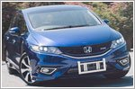 Car Review - Honda Jade 1.5 RS VTEC Turbo (A)