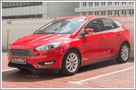 Facelift - Ford Focus Hatchback 1.0 Titanium (A)