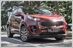 Car Review - Kia Sportage 2.0 2WD (A)