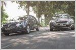 Comparison - Peugeot 308 1.2 (A) & Volkswagen Golf 1.2 (A)