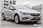 Car Review - Opel Astra 1.4 Turbo (A)