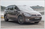 The Volkswagen Touran is mightily-accomplished