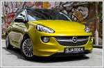 Car Review - Opel Adam 1.4 Easytronic (A)