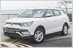 Car Review - Ssangyong Tivoli XLV 1.6 (A)