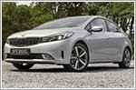 Car Review - Kia Forte K3 1.6 SX (A)