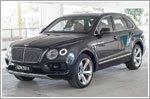 Car Review - Bentley Bentayga 6.0 W12 (A)